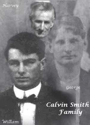 William, George,  and Harvey Smith, Missouri