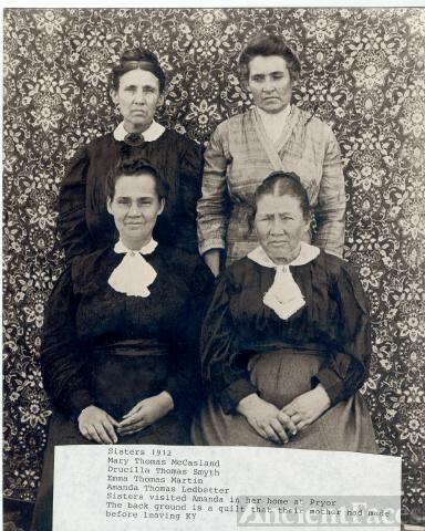 Four Thomas Sister's