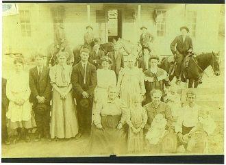 James Buchanan Fitzpatrick Family