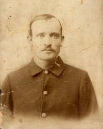 Harvey Marshall Military Pic