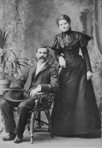 Maynard & Mary Barker, Virginia