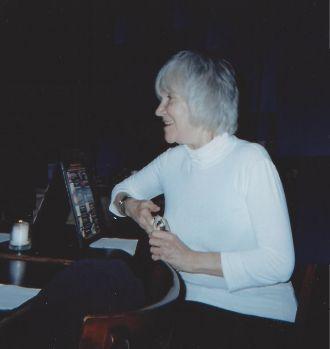 Molly Molloy, Metropolitan Room