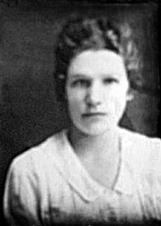 A photo of Virgie Ollie Cupp