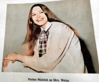 Patricia C Mattick