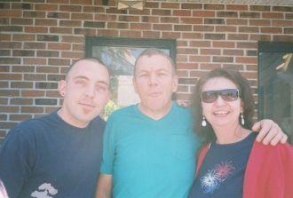 Brenda Smith Hogue's family