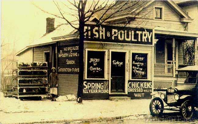 Zimmermann Poultry Store