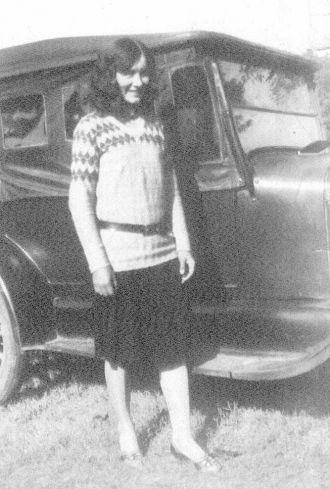 Nellie M. Burk