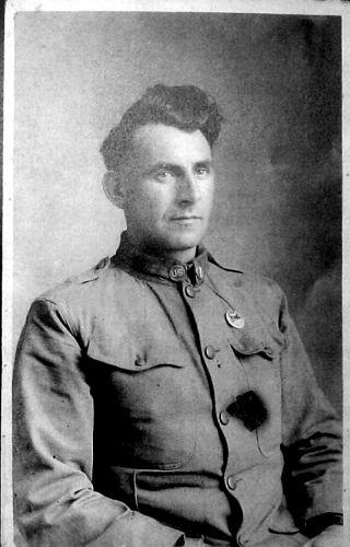 Martin Gerald Foley WWI