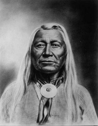 Washakie, Chief of Shoshones