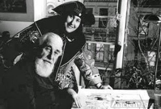 Albert Hirschfeld and Margo Felden