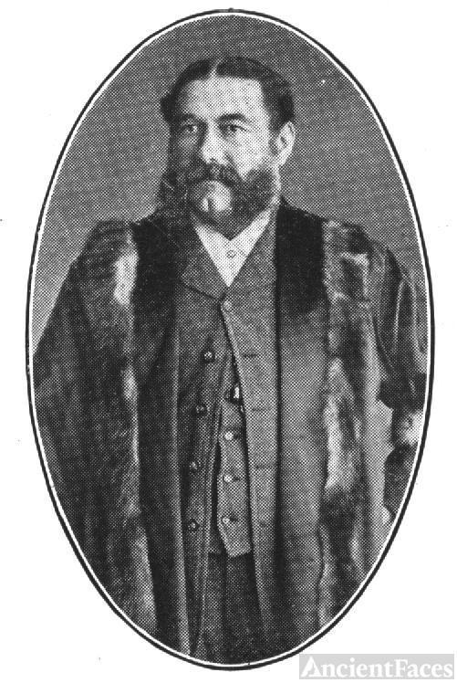 Thomas Baker Harrington 1837 - 1913.