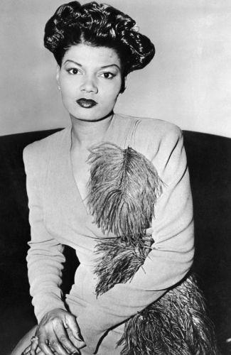 Pearl Mae Bailey