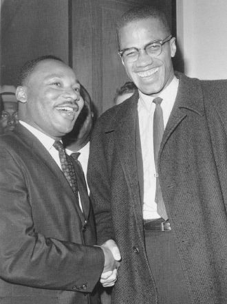 A photo of Martin Luther King, Jr.