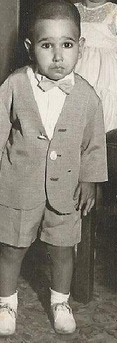Prem Pritamdas Budhrani, Spain 1958