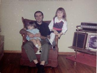 Jamie, Jim and Pam, 1972