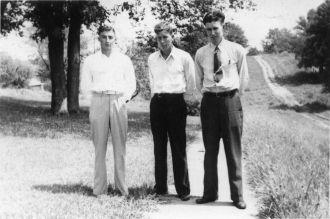 Sam, Dave & John Shumate
