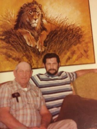 George Bradshaw and Gary Bradshaw