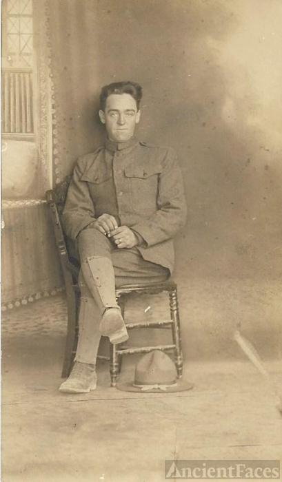Sgt. Paul Hileman, Depot Brigade