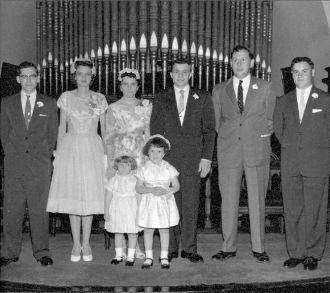 Ken & Margaret Wedding