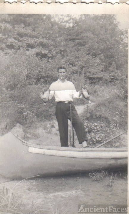 Dad, Early 1950's