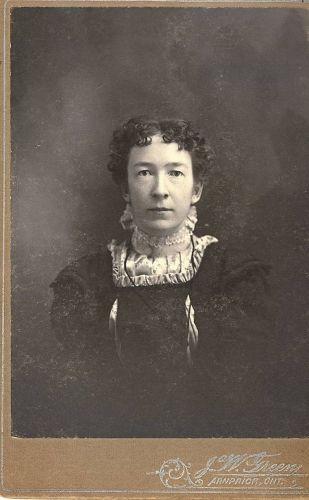 Aunt Rachel Hillis/Hiller