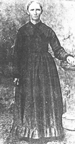 Sarah Morton Harader