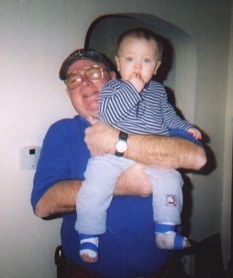 Frank E. DeMoss, Jr.  n Grandson