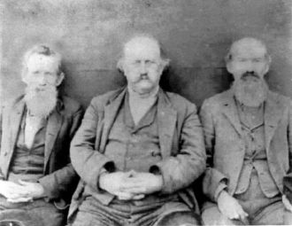 Three Kelsey Brothers