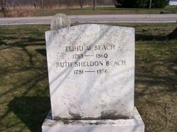 Elihu M. Beach and Ruth Sheldon