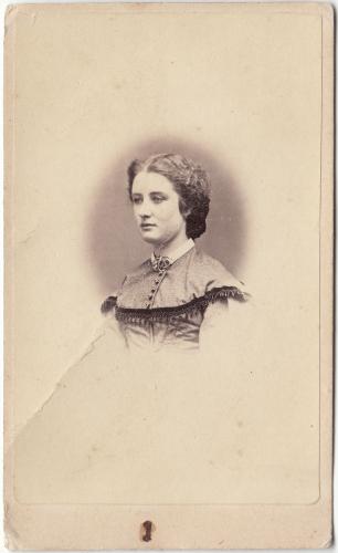 Louisa Agnes Burke Hayward