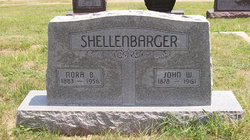 Nora Bell Thompson Shellenbarger