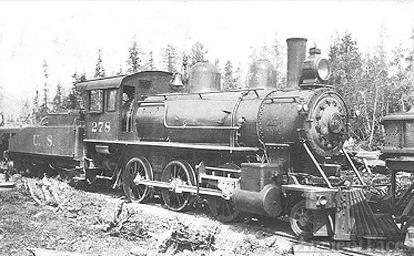 The Old 278 Train - Alaska