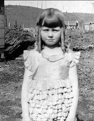 A photo of Elaine Marguerite (Kroetch) Bell Gillett