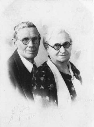 John Carman and Wife