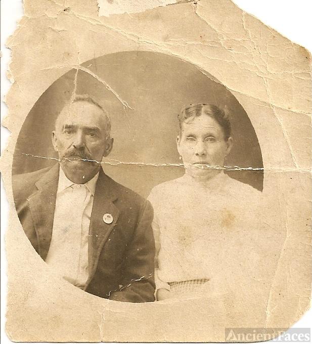 Kimbrough Standard with wife Georgia Rooks