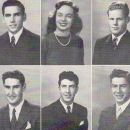 Jim Tanner and Graduating Class 1945