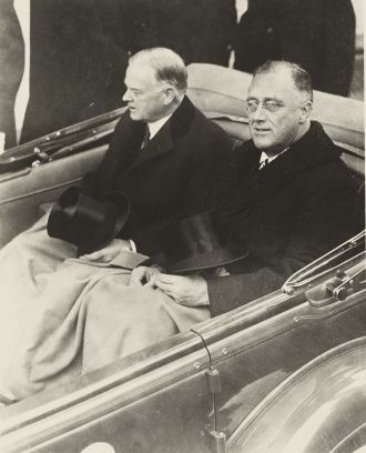 Franklin Delano Roosevelt's Inauguration