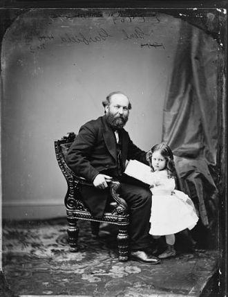 President James A.Garfield