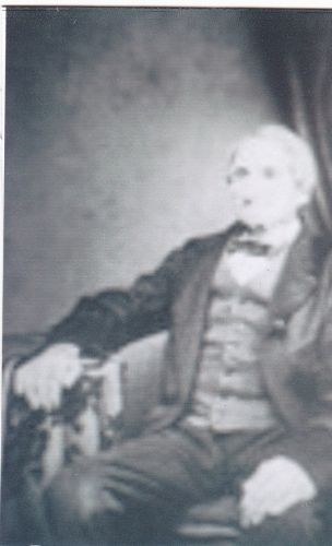 A photo of Francis Baulch