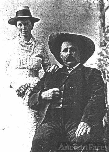 Daniel P. & Julia A.(Hammond) Cole