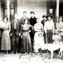 James Long Rutherford & Family
