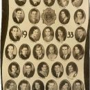 1933 Senior Class Bowlegs H.S.