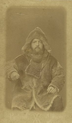 Dr. Bunge, Siberian Arctic explorer