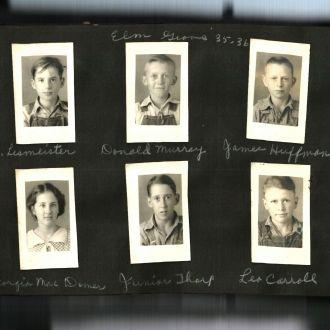 Elm Grove School,1935-36  Missouri p2