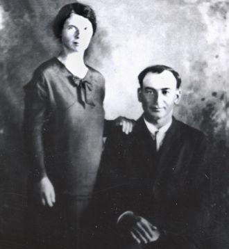 Anna (Zimmerman) & Frederick Hertel