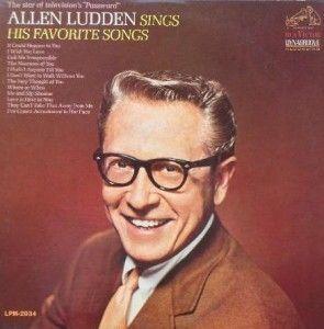 Allen Ellsworth Ludden album