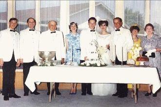 Van Tassel Wedding