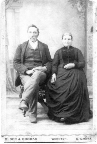 Albert Carlton and Augusta Helen Hill Tucker