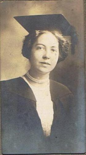 Ada McDowell Graduate of University of Denver