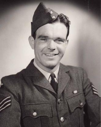 George Hales, Christmas, 1943